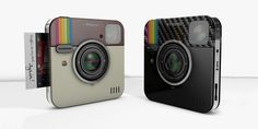 Polaroid : instagram socialmatic camera #pastmeetsfuture