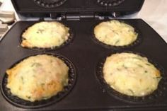 "Cauliflower, cheese and bacon ""fritters"" Mini Pie Recipes, Cooking Recipes, Breville Pie Maker, Mini Pies, Fritters, Food And Drink, Yummy Food, Favorite Recipes, Snacks"
