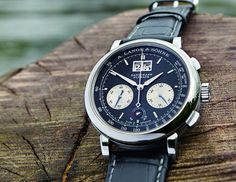 """Your Official A. Lange & Sohne Datograph Up/Down """"Just Because""""Photographs - Watches Worth Knowing About - HODINKEE"""