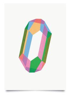 Image of Quartz Festival print