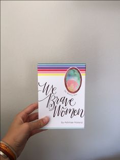BRAVE WOMEN CARDS / Ashmae