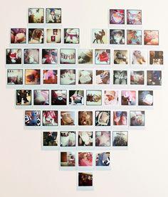 Cœur de clichés Instagram