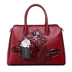 62b8e4af06e9 APHISONUK Genuine Leather handbags for women