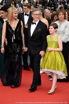 Watch Ruby Barnhill wearing Lazy Francis Couture green silk dress right now on the red carpet at the Cannes premier of The BFG movie by Steven Spielberg. Shop now on www.lazyfrancis.com