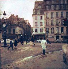 Bernard Plossu, ses couleurs à Montpellier | Photographie.com