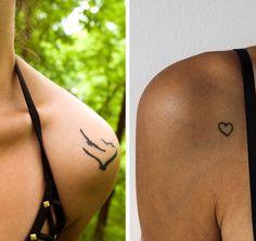 Pinspiration: Simple Tattoos
