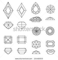 stock-vector-vector-set-of-diamond-design-elements-cutting-samples-124462933.jpg (450×470)