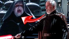 Conde Dooku se Convirtió en un Sith - Star Wars Saga Latinamerica
