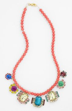 Fulham Cluster Pendant Necklace available at #Nordstrom