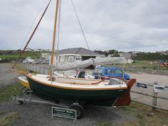 Anglesey: Trearddur Bay   A Double Ender
