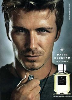 David Beckham...the symmetry of this man's face is unbelievable...just a work of art~