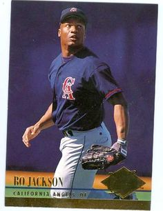 Bo Jackson with The Angels