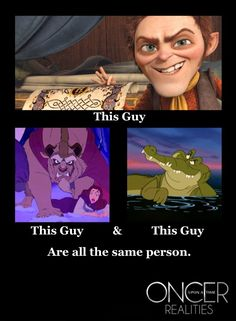 Oncer Realities: Rumplestiltskin... I love how they did this..actually my favorite thing about once upon a time