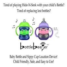 Stop searching for those missing bottles and sippy cups!