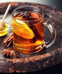 чай с мёдом и специями by Natalia Lisovskaya