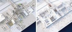 Summer Performance. Finalist Proposal for Guggenheim Helsinki, Finland, 2015 by SMAR