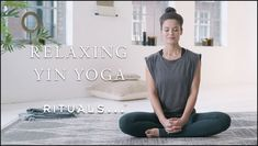 Many Yin Yoga poses are wonderful asanas to practice prior to sitting for an extended meditation period. Yin Yoga poses help to release tension in the connective tissues, which increases the flow of life force energy.
