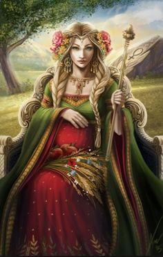The empress tarot love | latin tarot cards