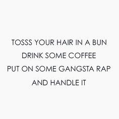 MONDAY VIBES // #werk #handleit #girlboss