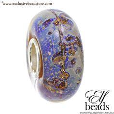 Elfbeads galaxy dreams Glass Bead.