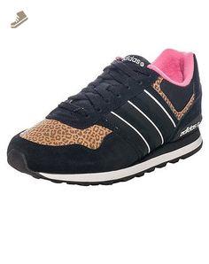 online retailer dbdce b89b5 adidas WOMENS RUNEO 10K SNEAKER Black - Footwear Sneakers 6.5 - Adidas  sneakers for women