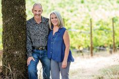 ROCO Winery represents the combined energy of a tireless married couple who dreamed for decades of starting their own winery focused on grapes grown on their property in the Chehalem Mountains of Oregon's fertile Willamette Valley.