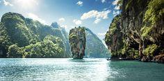 13-daagse eiland-hopping-reis van Krabi naar de Phi Phi eilanden en Phuket 500,- excl. vluchten - http://www.vakantieboef.nl/13-daagse-eiland-hopping-reis-van-krabi-naar-de-phi-phi-eilanden-en-phuket-500-excl-vluchten/