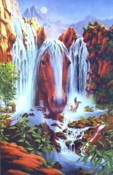 Jim Warren (c) Horse Waterfall