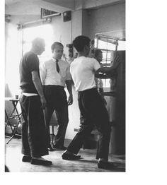 SWK - Ip Man - Checking Mok Yan Chong Movement