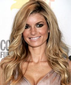 View yourself with Marisa Miller hairstyles and hair colors. View styling steps and see which Marisa Miller hairstyles suit you best. Marisa Miller, Sienna Miller, Face Shape Hairstyles, Wig Hairstyles, Cheryl Cole Hair, Olivia Palermo Hair, Victoria Secret Hair, Long Shag Haircut, Victoria's Secret