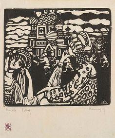 Kandinsky antes da Abstração, 1901-1911  http://gabineted.blogspot.com.br/2015/01/kandinsky-antes-da-abstracao-1901-1911.html  A história da Fundação Solomon R. Guggenheim se confunde com a obra de Vasily Kandinsky (nascido em 1866, Moscou;.. falecido em 1944, Neuilly-sur-Seine, França), mais do que qualquer outro artista do século XX.