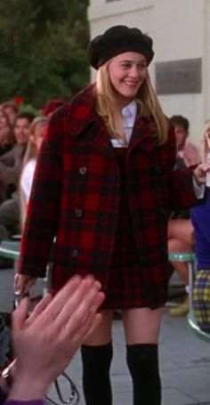 """""""Clueless"""" Outfits Ranked From Worst To Best <b>I still want to wear kilts and knee-highs.</b> Is that really so bad?<b>I still want to wear kilts and knee-highs.</b> Is that really so bad? Cher Clueless, Clueless Fashion, Clueless Outfits, 90s Fashion, Fashion Outfits, Clueless Style, Clueless Costume, Clueless Aesthetic, Aesthetic Outfit"""