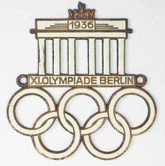 1936 Berlin XI Olympics