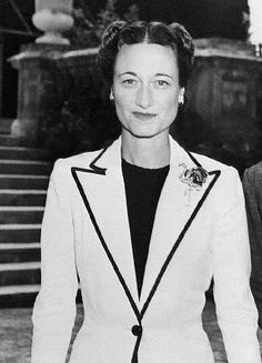 Wallis Simpson  very interesting  ,  she certainly changed the history of the british royal family.