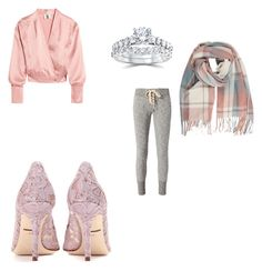 """Sans titre #404"" by stylesforstars on Polyvore featuring mode, Topshop Unique, Dolce&Gabbana, Bliss Diamond et NSF"