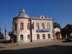 Ancien Manoir Krasilnikov - Aujourd'hui Maison du Père Noël - Veliki Oustioug - Construit en 1867.