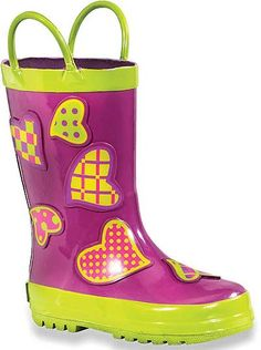 Kamik Kid's 6.75 Inch Spritz Collection Crush Boot Style: EK6297