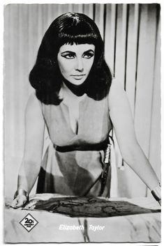 British American, Golden Age Of Hollywood, Elizabeth Taylor, Cleopatra, American Actress, Wonder Woman, Actresses, Beauty, Female Actresses