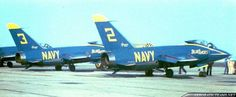 Blue Angels F11F Tiger