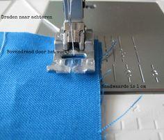 Hier geef ik een algemene uitleg over hoe een naaimachine werkt en hoe je begint met naaien. Ik leg het uit aan de hand van mijn eigen Pfaff...