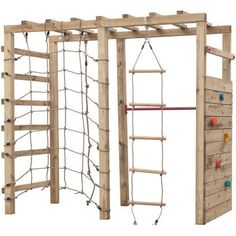 want to build a ninja warrior course in 2020  backyard