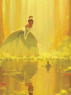 The Princess and the frog Tiana Disney Pixar, Tiana Disney, Disney Icons, Disney Fan Art, Disney And Dreamworks, Disney Cartoons, Disney Magic, Disney Movies, Disney Princesses