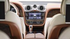 2017 Bentley Bentayga - Central Console HD