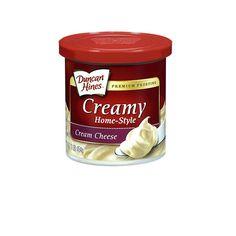 Frosting de crema de queso 450 gr.