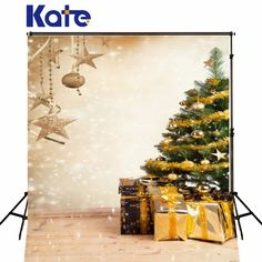Kate Christmas backdrop Photography wood floor lighting spot snow yellow stars photo backdrops fotografia for photo studio Christmas Tree Net Lights, Cheap Christmas Trees, Christmas Backdrops, Christmas Photos, Background For Photography, Photography Backdrops, Photo Backdrops, Background Madeira, Christmas Photo Background