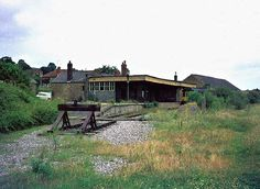 Old Train Station, Train Stations, Abandoned Train, Abandoned Buildings, Disused Stations, British Rail, Train Pictures, Viking Age, Great British