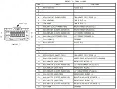 Kenwood Car Stereo Wiring Diagrams Kdc X895 - Wiring Diagrams on