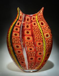 Blown glass art by David Patchen. Go to davidpatchen.com to see his gorgeous gallery and how it's done.