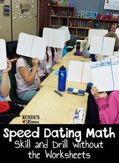 speed dating unterrichtsentwurf