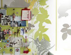 Tapete ESPRIT 7 Vliestapete Blätter 2658-38 265838 grau weiß